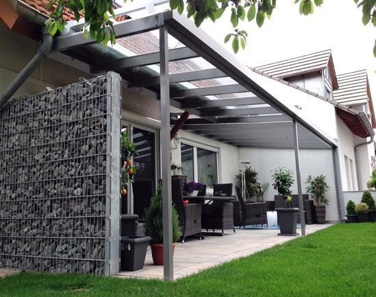 Terrassendach für 68519 Viernheim
